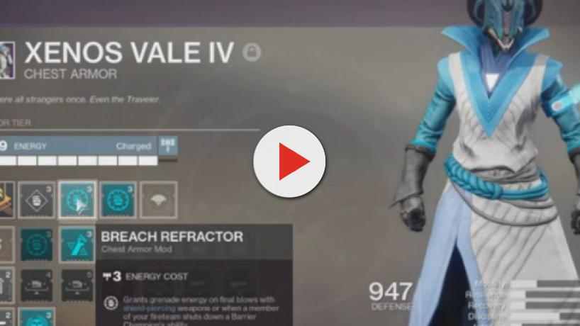 'Destiny 2' glitch allows players to stack two of the same Artifact Mods at the same time