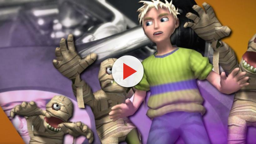 5 family friendly horror games