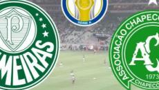 Palmeiras x Chapecoense: transmissão ao vivo no PFC, nesta quarta (16), às 21h