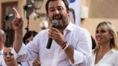 Piccolo malore per Salvini a Monfalcone: ricoverato, è stato già dimesso