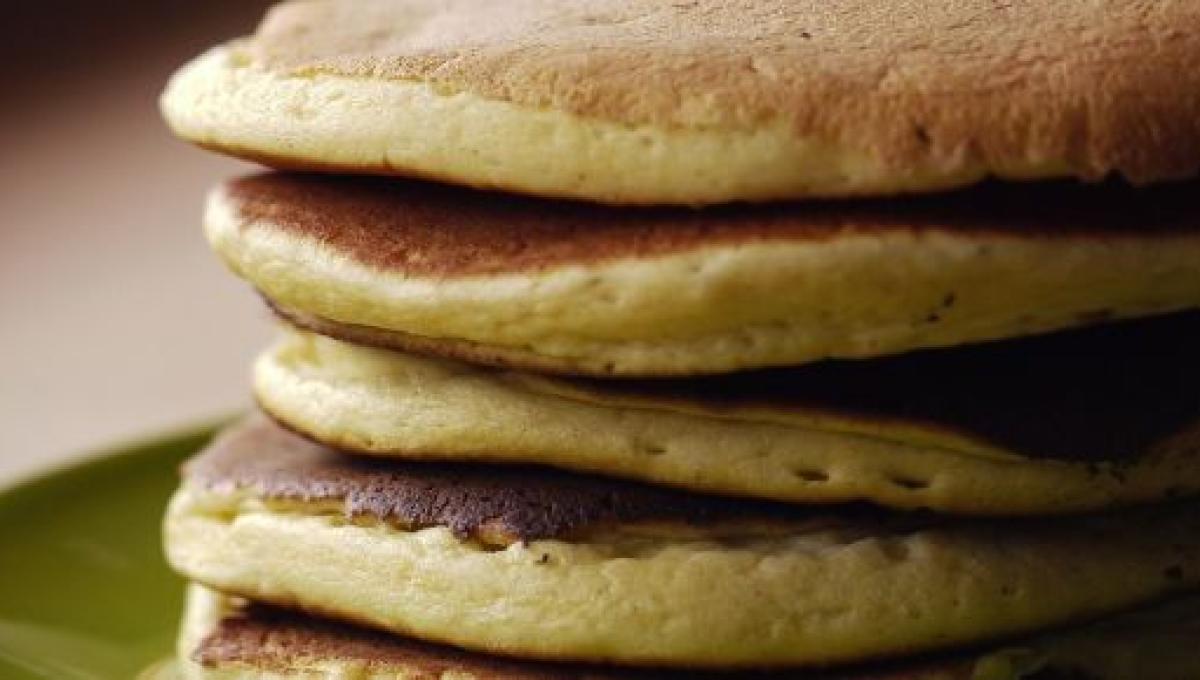Ricetta Pancake Uova Farina E Latte.Pancake Senza Uova La Ricetta Di Un Dolce Light Ma Sempre Gustoso