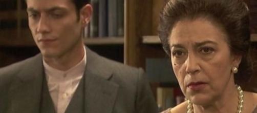 Anticipazioni puntata 17 ottobre: Prudencio si ribella e disubbidisce donna Francisca Montenegro