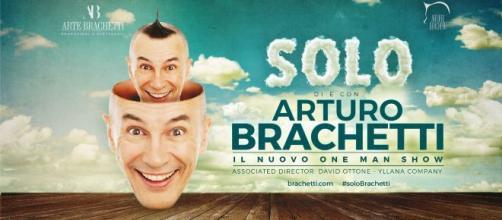 Arturo Brachetti a Teatro con 'Solo'