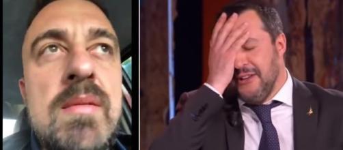 Chef Rubio chiede a Salvini di mostrargli il referto.