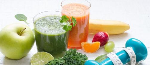 Dietas y ejercicios, una buena combinación para bajar de peso.