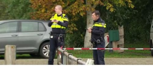 Drenthe residents react after police discover family locked away for years on farm. [Image source/Guardian News YouTube video]