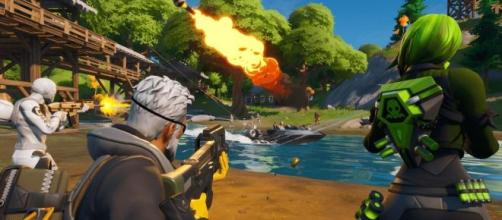 """""""Fortnite"""" vaults 28 items. Credit: In-game screenshot"""