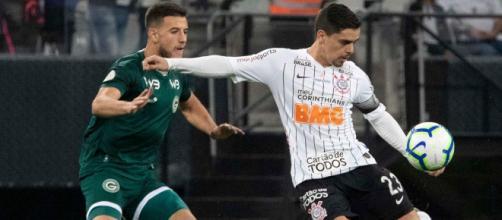 Goiás e Corinthians atravessam momentos diferentes no Brasileirão. (Daniel Augusto Jr./Ag. Corinthians)