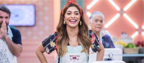 Maria da Paz retorna ao reality de culinária. (Reprodução/TV Globo)