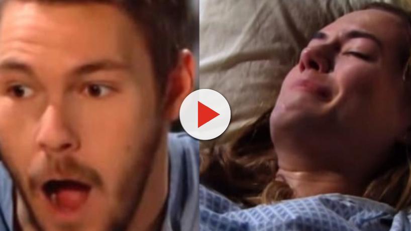 Beautiful, spoiler: Hope perde i sensi durante il parto, Liam non riesce a raggiungerla