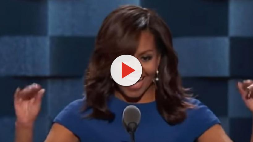 If Michelle Obama contested she could be the Democratic Party frontrunner