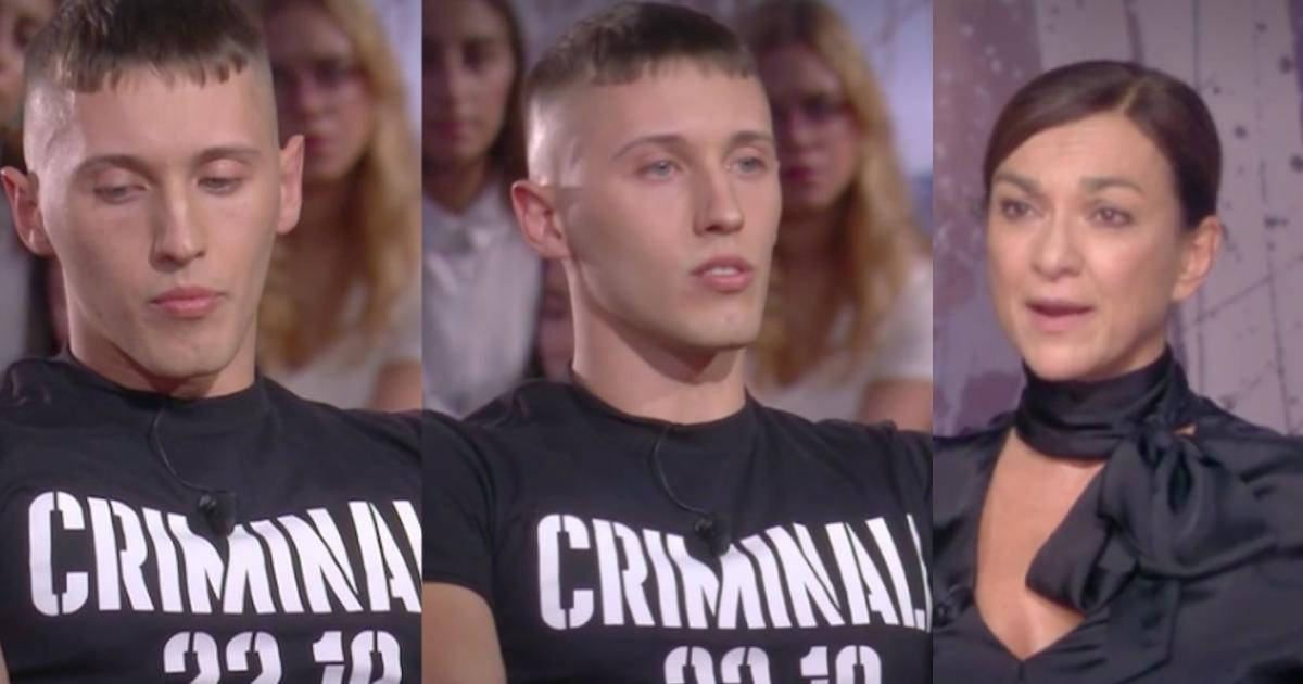 Massimo Pericolo ospite di Daria Bignardi: 'Gli psicofarmaci mi ...