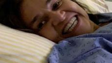 Claudia Rodrigues é internada em hospital em São Paulo