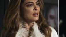 Em 'A Dona do Pedaço', Maria da Paz se nega a mentir para ajudar Jô: 'eu não sou mais cega'