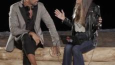 Pago e Serena, l'abbraccio tra le lacrime a U&D nonostante la fine della relazione