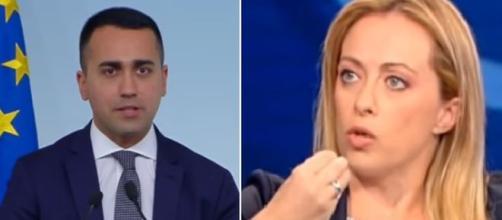 Commissioni bancarie Pos, Meloni contro Di Maio: 'Da eliminare o banche saranno favorite'