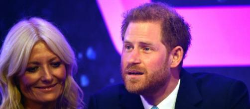 Harry se derrumba al hablar de su mujer y su hijo