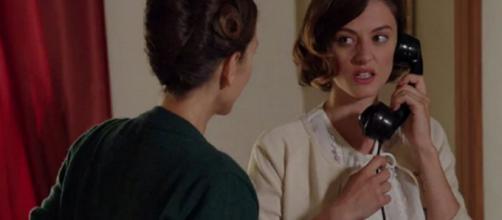 Il Paradiso delle signore, trama della sesta puntata: Silvia furiosa con Nicoletta