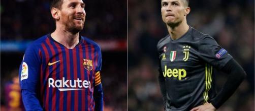 Messi stuzzica Cristiano Ronaldo:'Io preferisco che siano gli altri a parlare di me'