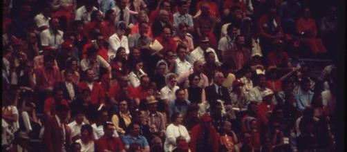 Nebraska fans get some love from Penn State writer [Image via The U.S. National Archives/Flikr]