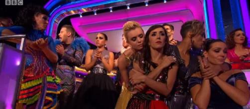 On 'Strictly Come Dancing,' Makers warns, no more Nans till Blackpool. [Image Source: BBC Strictly Come Dancing/YouTube]