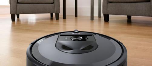 Roomba i7+: l'innovativo aspirapolvere-robot.