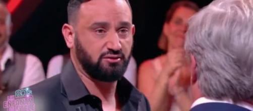 VIDEO Cyril Hanouna ému aux larmes en découvrant le message d ... - voici.fr