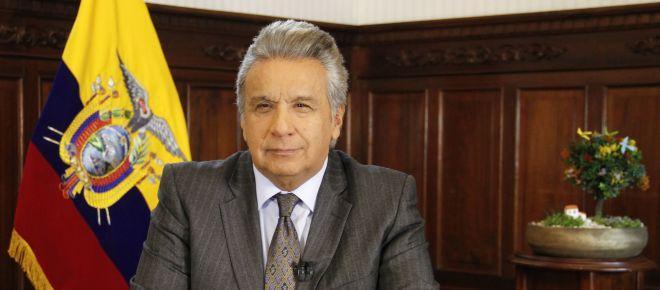Gobierno de Lenin Moreno encubre protestas con caricaturas y telenovelas