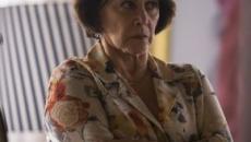 'A Dona do Pedaço': Evelina mente para polícia e joga culpa em Régis para proteger Josiane