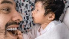 Kevin Guedj se fait tatouer le prénom de sa fille Ruby et devient la risée du Web