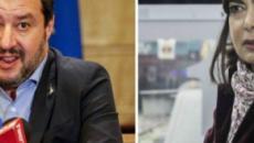 Piazzapulita, Boldrini: 'Salvini criminale, minacce social contro di me decise a tavolino'