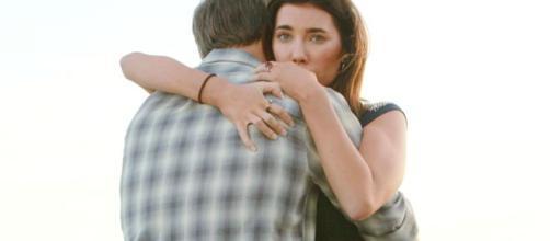 Anticipazioni Beautiful, puntate americane: Steffy confessa a Liam di volerlo ancora nella sua vita