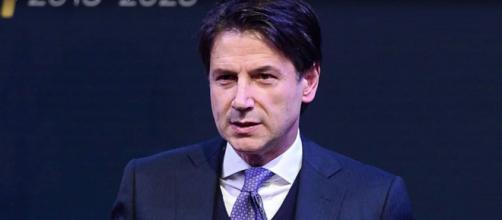 Giuseppe Conte, Presidente del Consiglio.