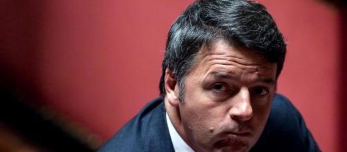 L'ex presidente del consiglio Matteo Renzi
