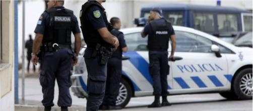 Mais quatro agentes da PSP agredidos com violência no cumprimento do dever [Imagem: PSP]