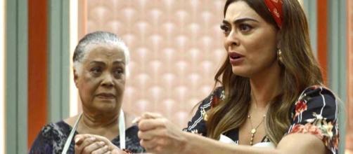 Maria da Paz terá problemas no Best Cake. (Reprodução/Gshow)