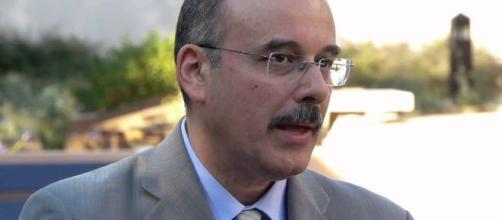 O novo líder da Rosacruz Amorc assumiu o cargo em Convenção Internacional há 1 ano (Reprodução/Youtube)
