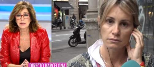 Una afectada por los disturbios en Barcelona deja sin palabras a Ana Rosa