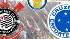 Corinthians x Cruzeiro: transmissão ao vivo no SporTV, neste sábado (19), às 19h