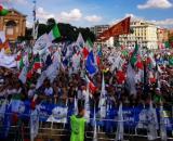 200mila in piazza per la Lega di Salvini