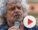 Beppe Grillo fondatore del Movimento Cinque Stelle