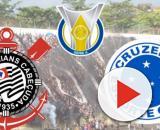 Corinthians x Cruzeiro terá transmissão ao vivo e exclusiva do pay-per-view. (Fotomontagem)