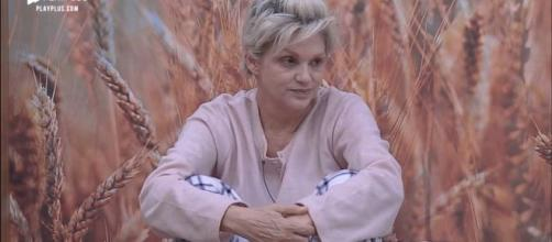 Andréa Nóbrega protagoniza mais uma polêmica em 'A Fazenda 11'. (Reprodução/Record TV)