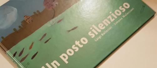 Il 'silent book' letto durante il Festivalino