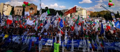 Manifestazione Lega Roma oggi sabato 19 ottobre 2019: la diretta live - tpi.it