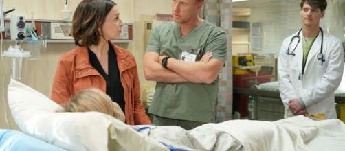 Owen Hunt convocherà Amelia Shepherd al Pac-North per un consulto nella 16x07 di Grey's Anatomy
