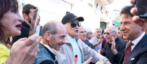 Pensioni, Giuseppe Conte: 'Quota 100 la manteniamo'.