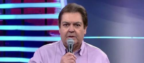 Renatinho acusa Faustão de ter arruinado o seu casamento. (Reprodução/TV Globo)