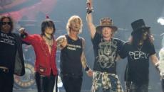 Novo disco do Guns N' Roses deve sair em seis meses, diz revista