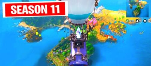 "A redesigned map is coming to ""Fortnite Battle Royale"" in Season 11. Credit: MrTop5 / YouTube"